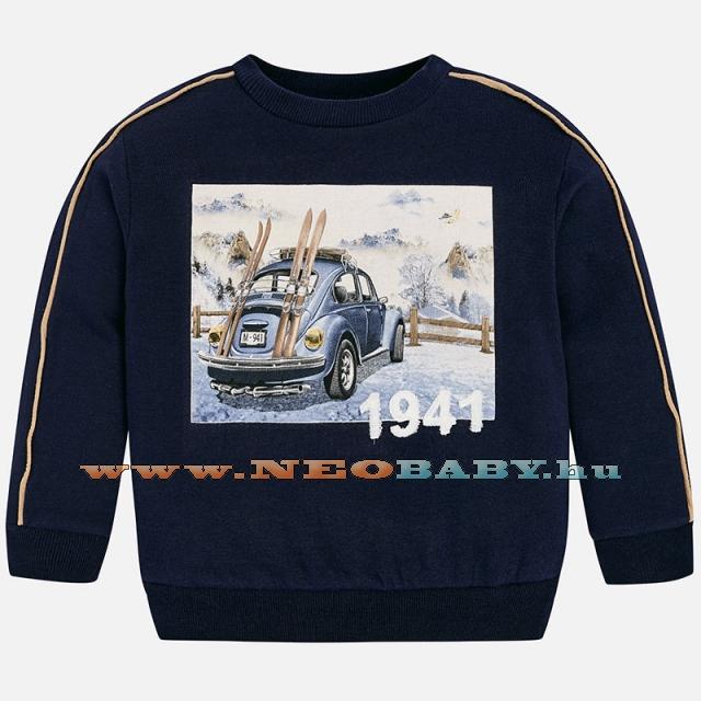 MAYORAL MODA pulóver  sötétkék 5A - 7 év 4430 - 73 - Ruházat és cipő ... 07cd865b52