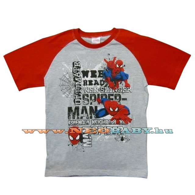878e33edf6 PAMPERS póló ru (140-146) 7299 Spiderman - Ruházat és cipő/ Neobaby  ruházati textil Outlet - NeoBaby bababolt kismama webáruház