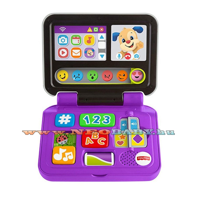 FISHER PRICE  Tanuló laptop FXK37