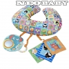 CHICCO Boppy Animal Tummy Timee babapárna CH00794600