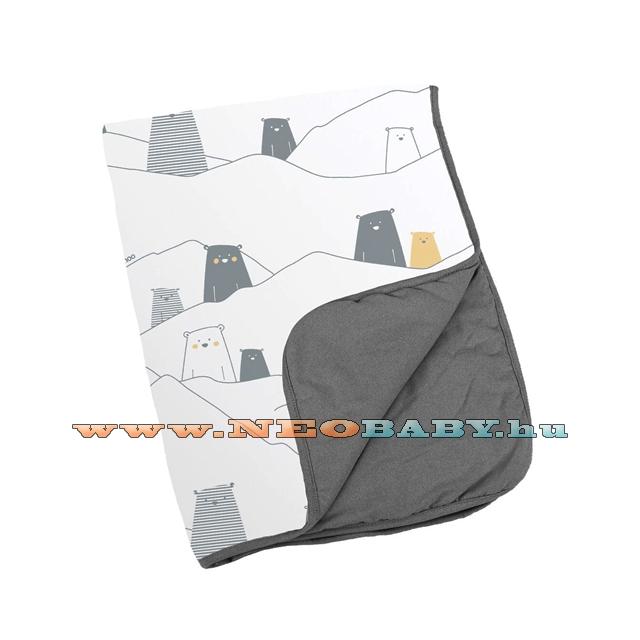 DOOMOO DREAM BEAR takaró (75 100) DS04 szürke - Ruházat és cipő ... f6cc584d55