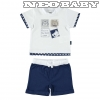 IDO DODIPETTO short sleeved set - garnitúra /3 hó/ 4W610.00/8020