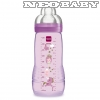 MAM Baby Bottle cumisüveg  330ml 803130/lila