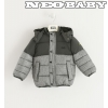 IDO DODIPETTO padded jacket thermal fabric - kabát / 4 év 4K595.00/6LE7