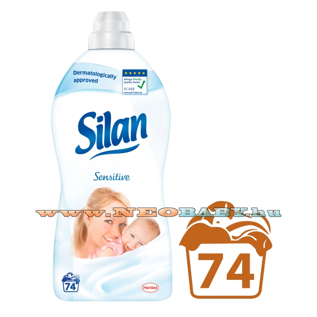 SILAN Sensitive öblítő 1,85L