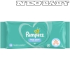 PAMPERS fresh clean törlőkendő 52db