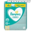 PAMPERS sensitive törlőkendő XXL pack 4*80db