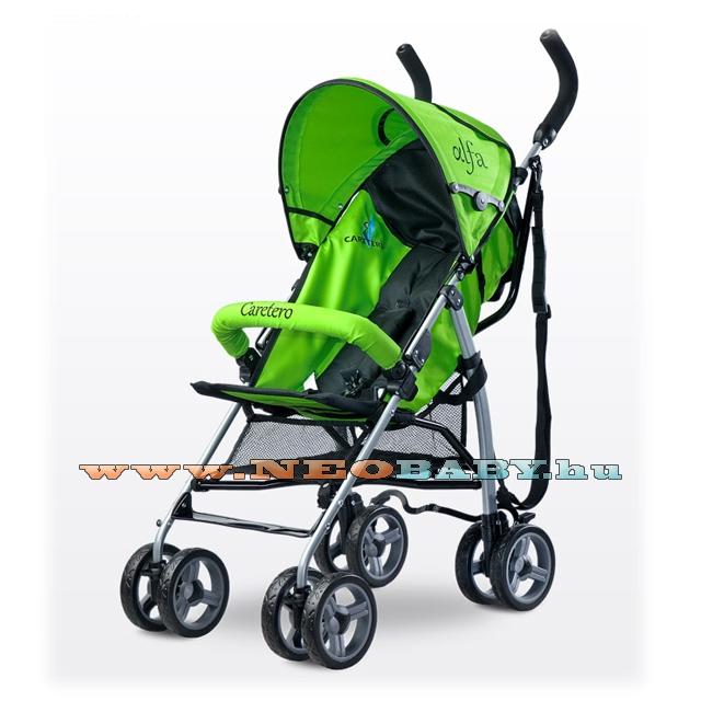 Alfa sport babakocsi green