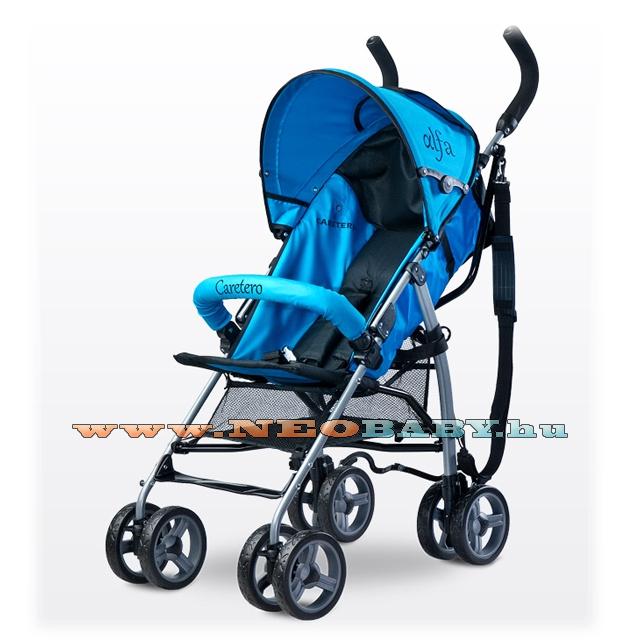Alfa sport babakocsi blue
